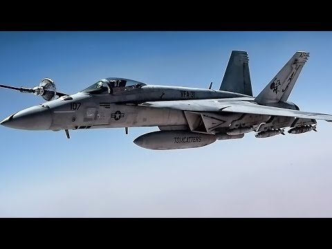 Hi-Res U.S. Warplane Footage (2017) • Public Domain