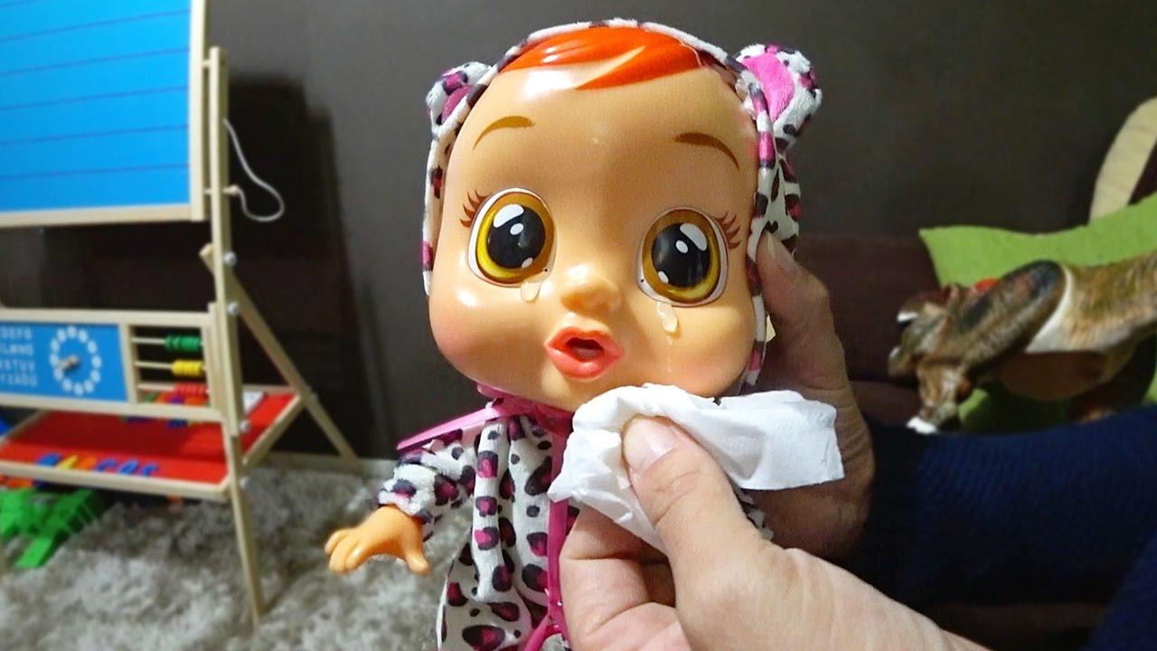 Baby Alive Ou Cry Babies A Boneca Que Chora De Verdade Brinquedos Toys R Us Youtube