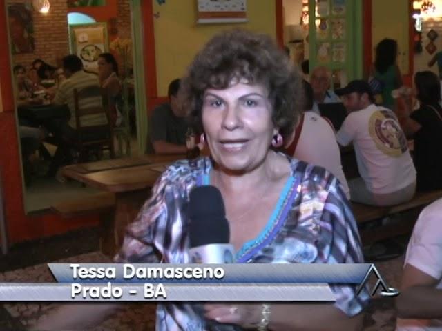 Documentario Prado 1º Bloco Programa Arte Opinião com Tessa Damasceno