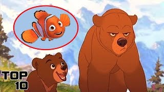 Top 10 Craziest Disney Easter Eggs