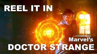 DOCTOR STRANGE Movie Review- REEL IT IN