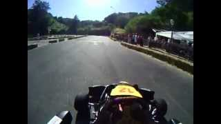 Sacrofano Karting 2012 - On board Camera Luca Novelli