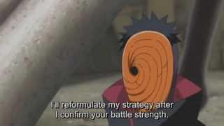 Tobi vs  Kabuto - Full Fight (English Sub)
