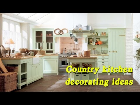 Country Kitchen Decorating Ideas Vintage Kitchen Decorating Ideas