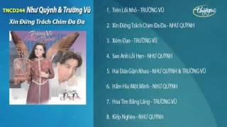 Xin Đừng Trách Đa Đa - Như Quỳnh & Trường Vũ