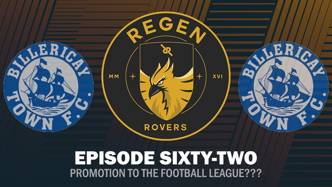 Regen Rovers | Episode 62 - Promotion to the Football League??? | Football  Manager 2019