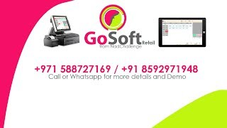 Call or whatsapp +971 588727169 / +91 8592971948 for more details and demo. restaurant pos billing software is on sale in uae india. features includes: v...