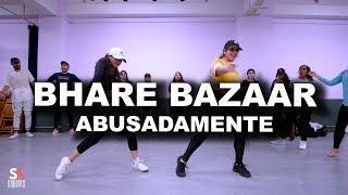 Bhare Bazaar Abusadamente Namaste England Arjun Parineeti Badshah SAgrooves Choreography