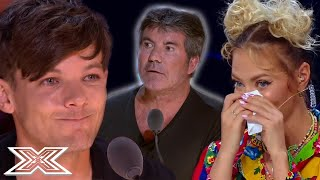 EMOTIONAL Auditions That Touched Judges | X Factor Global
