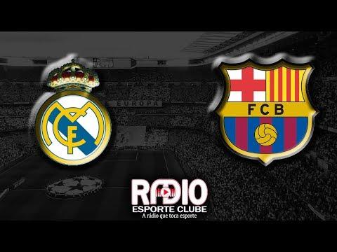 REAL MADRID x BARCELONA | SUPERCOPA DA ESPANHA + PRÉVIA CAMPEONATO ESPANHOL (LA LIGA)