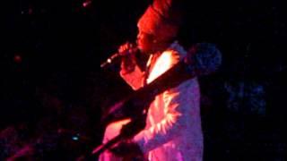 Black Prophet Mama Africa 2012 live @Heidegger Rotterdam