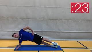 Circuit training 1 - Gymnase de Burier 2020