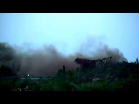 South Main Implosion | Rakowski Cartage & Wrecking