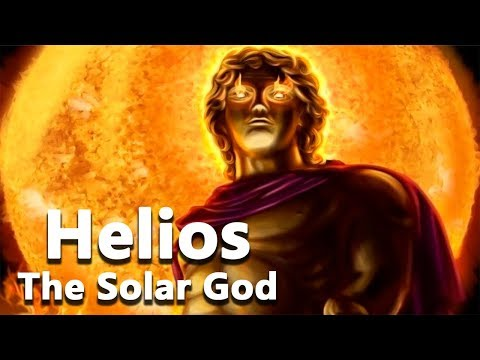 Helios: The Solar God (Titan) of Greek Mythology - Mythology Dictionary See U in History