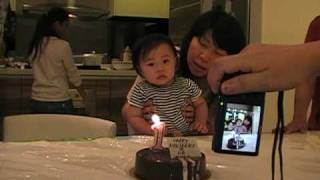 BBV Happy Birthday song and cutting cake