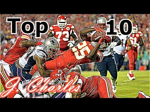 Jamaal Charles Top 10 Plays of Career