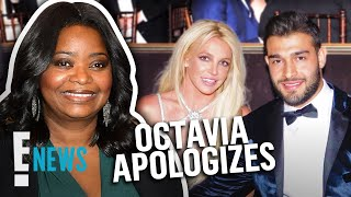 Octavia Spencer Apologizes to Britney Spears For
