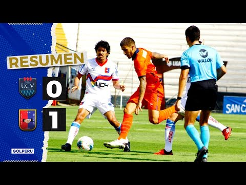 Cesar Vallejo Alianza Huanuco Goals And Highlights