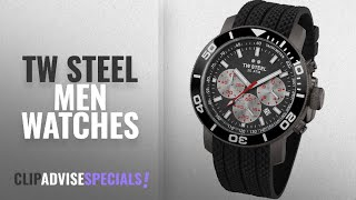 10 Best Selling Tw Steel Men Watches [2018 ]: TW Steel - Mens Watch - TW-705