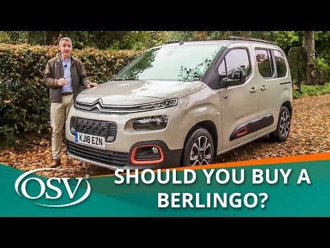 Citroen Berlingo Car Review - Should you consider one?