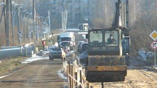 Довгоочікуваний ремонт дороги Рибінськ - Ларионово