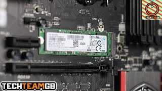 Samsung 850 EVO M 2 SSD Review