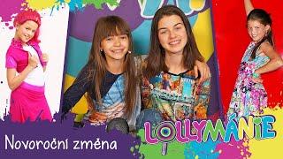 Lollymánie S03E00 - Velká novoroční změna😇💜