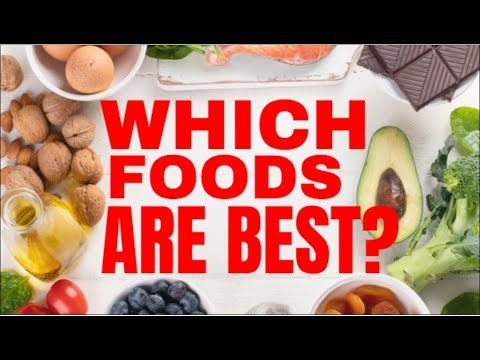 What Foods To Eat For Strength & Energy PLUS, The Reasons Why