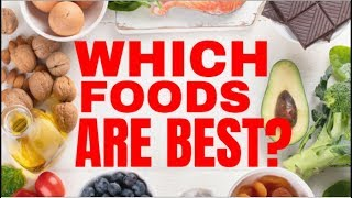 What Foods To Eat For Strength & Energy - PLUS, The Reasons Why