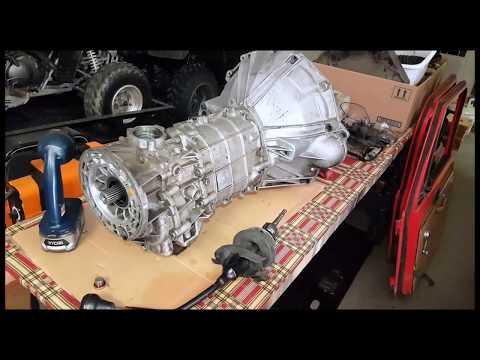 88 Wrangler BA10 5 Transmission Shift Rod Alignment