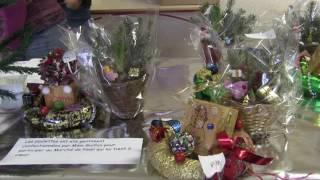 Le Marché de Noël - Édition 2016 - de l'école primaire des Chaumes, Avallon (89)