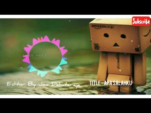 D'Masiv - Apa Salahku Cover Editor ( Official Video Spectrum)