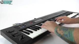 Roland Alpha-Juno 2 Polyphonic Synthesizer Demo