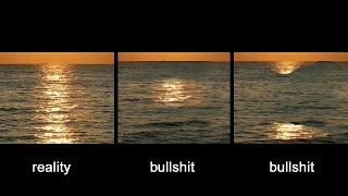 Flat Earth Horizon