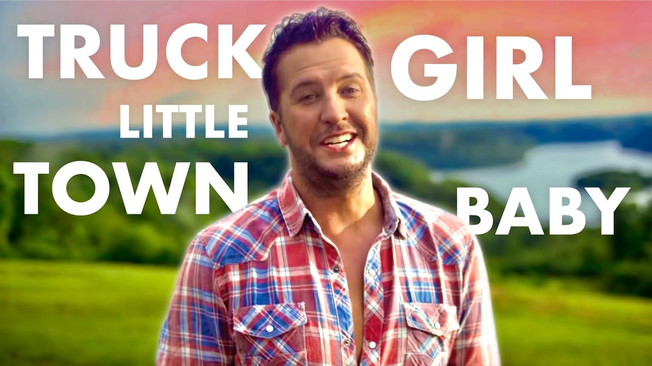 Every country song has these lyrics. Right?