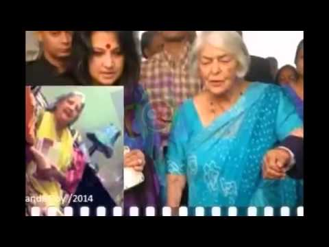 Suchitra sen photo captured at 2013 age of 81