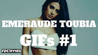 Best GIFs | Emeraude Toubia GIFs #1 | Celebrity Video Compilation with Instrumental Music