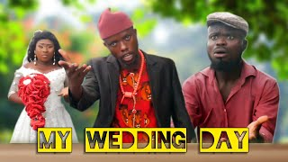 MY WEDDING DAY ft. CLEAN HOUSE COMEDY - OGA LANDLORD JUST GOT A NEW WIFE