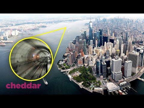 The Deteriorating Tunnel That Could Break New York City - Cheddar Explains