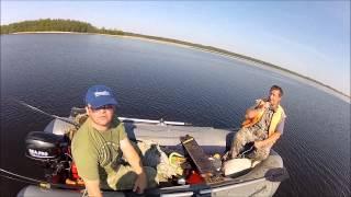 Рейд Нікольське озеро