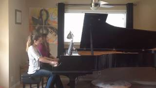 Out of the Fog - Lyrical duet for beginners by Jennifer Eklund