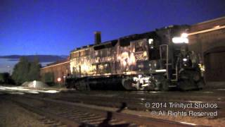 One Of A Kind!!! Pan Am Railways #382 With KILLER Leslie S5T!!!!!