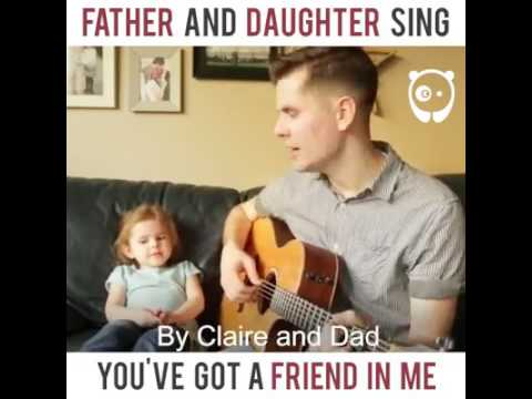 Claire Ryann and Dave Crosby you've got a friend in me