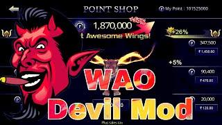 Wild Animals Online devil/demon mod v3.21