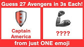Marvel Emoji Keyboard for iOS & Android | Download Emoji - YouTube