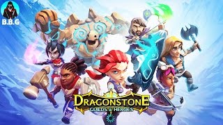 dragonstone guilds heroes ios android gameplay full hd