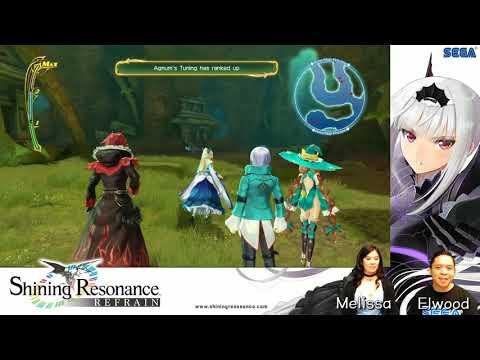 First English footage of Shining Resonance Refrain