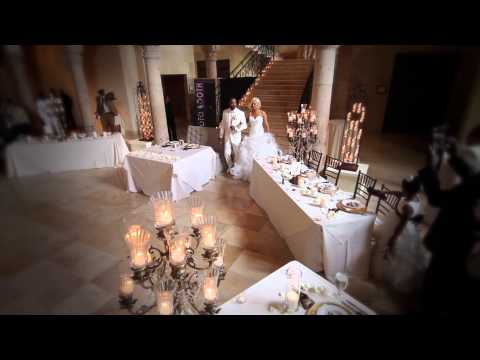 Rebecca  Ryan Wedding Highlights at The Bell Tower on 34th