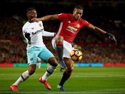 Antonio Valencia Vs West Ham | Man of the Match | Individual Highlights 27-11-2016