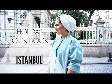 HOLIDAY LOOKBOOK | ISTANBUL